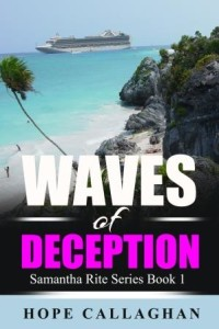 """Win A Signed Paperback Edition Of My Book, """"Waves Of Deception"""""""
