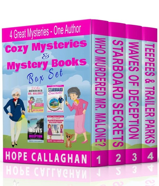 Cozy Mysteries & Mystery Books Box Set