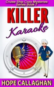 "Giveaway-Win A Signed Copy Of My Newest Book,""Killer Karaoke"" + $25 Amazon Gift Card"