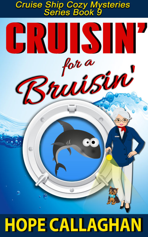 Cruisin' for a Bruisin' – Cruise Ship Cozy Mysteries Series Book 9