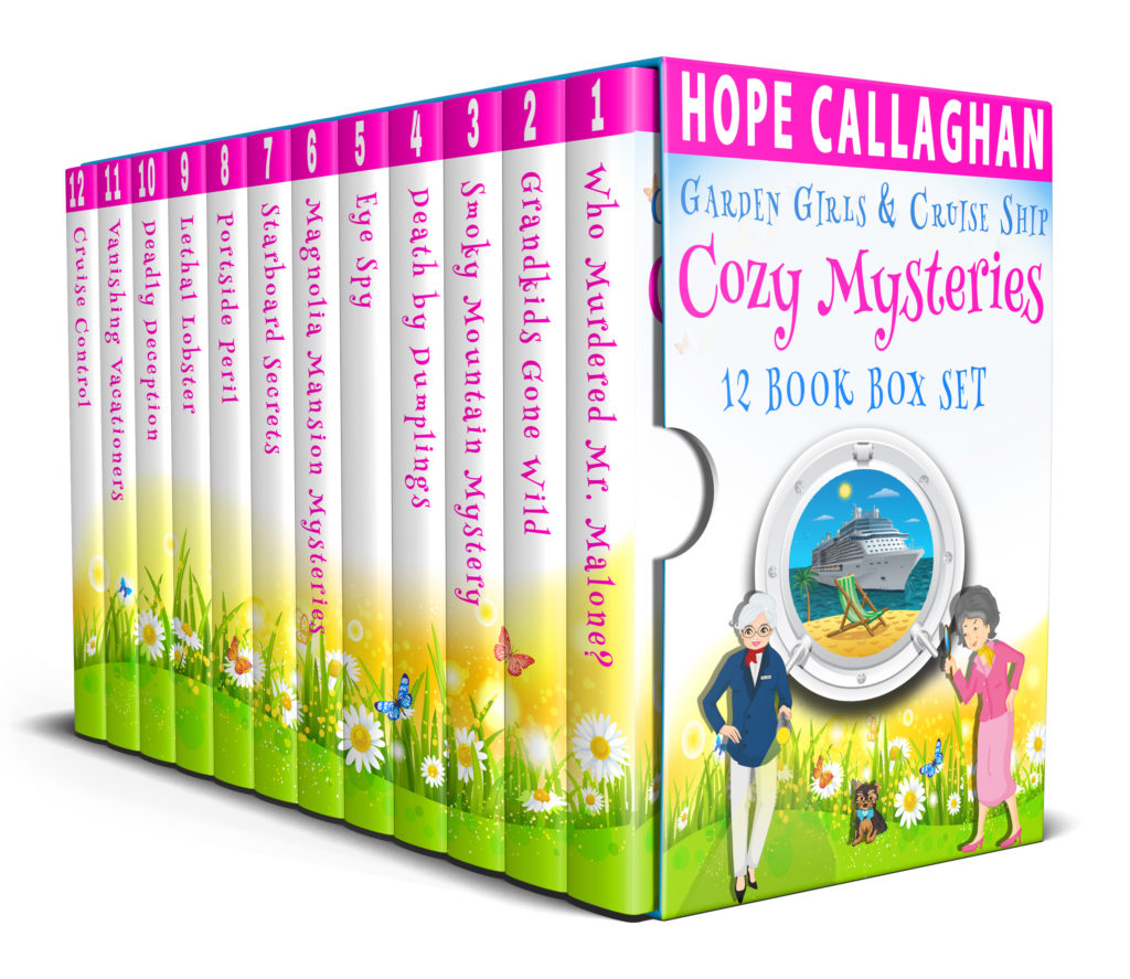 Get 12 Cozy Mysteries For One Low Price!