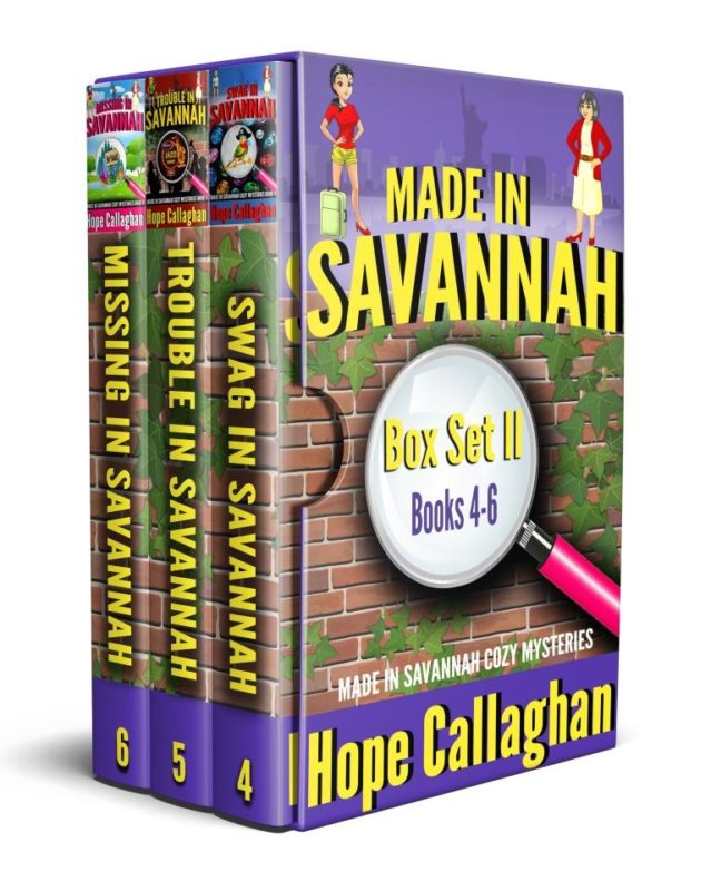 Made in Savannah Box Set II