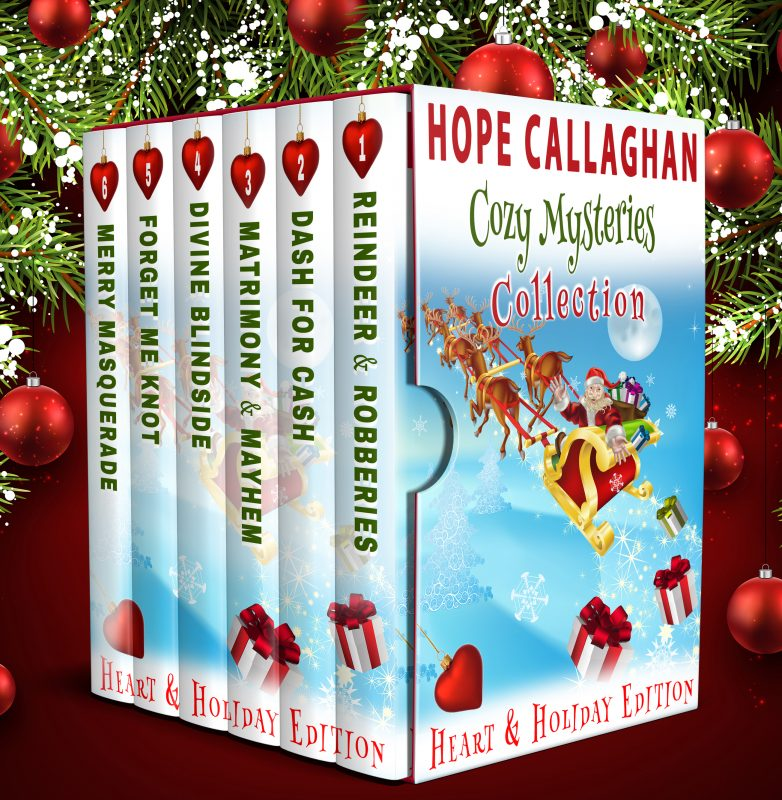 Heart & Holiday Cozy Mystery Collection